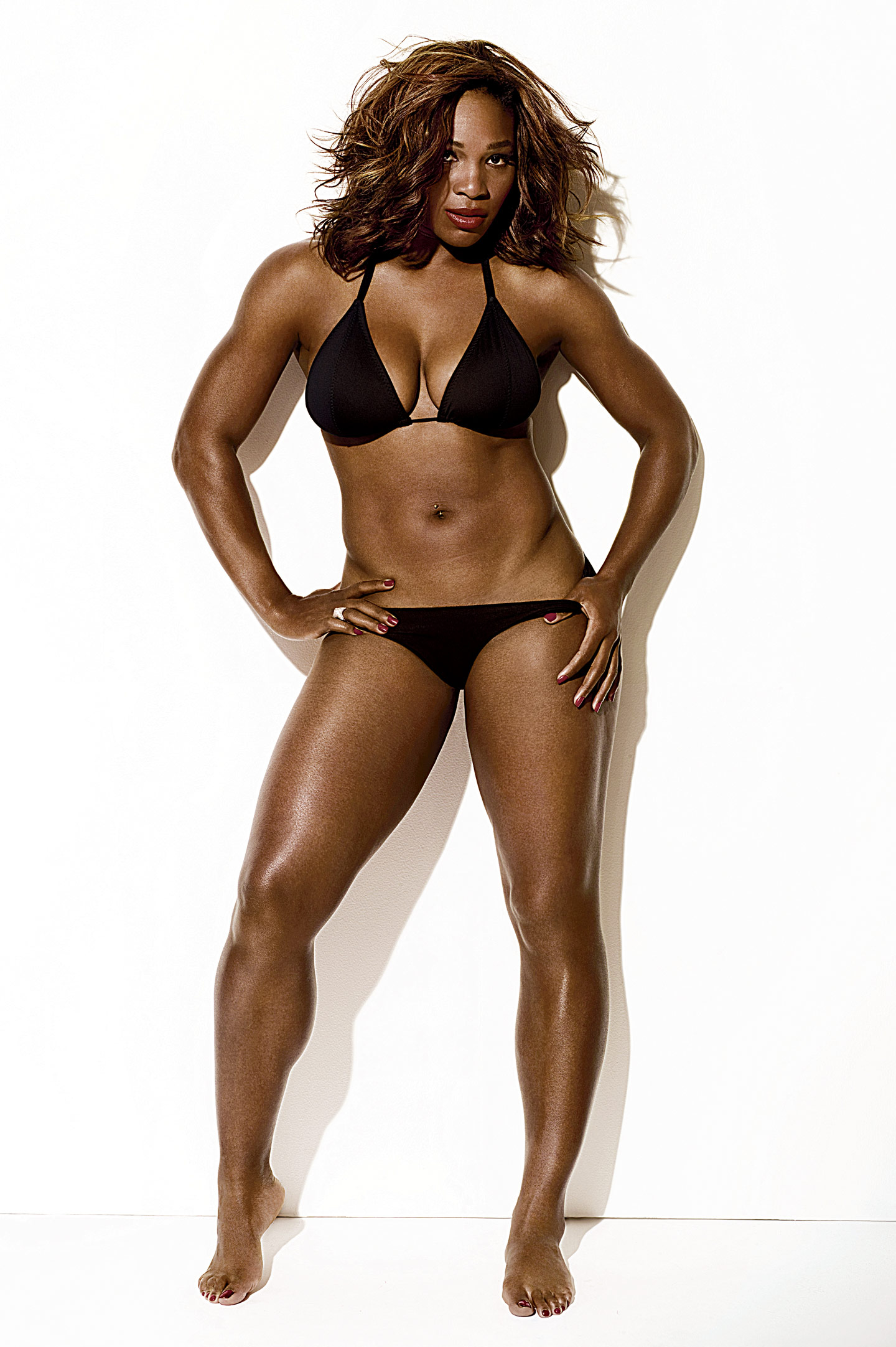 Is a cute ICloud Serena Williams naked photo 2017